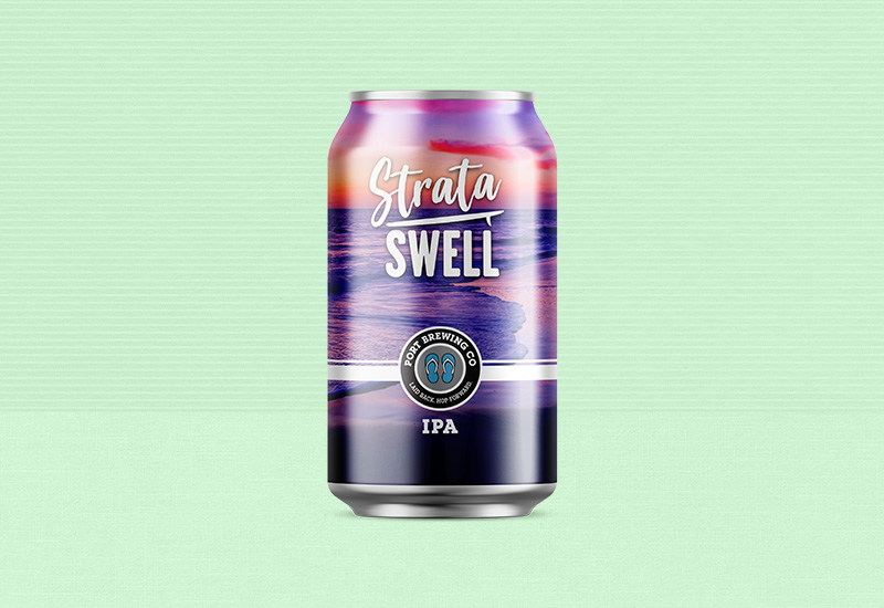 Port Brewing Strata Swell Can