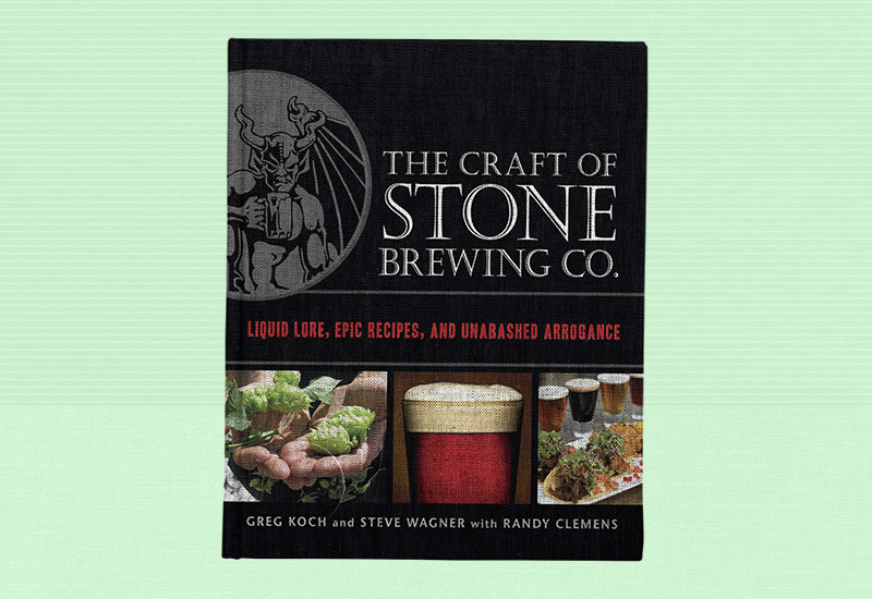 The Craft of Stone Brewing Co. Book Design