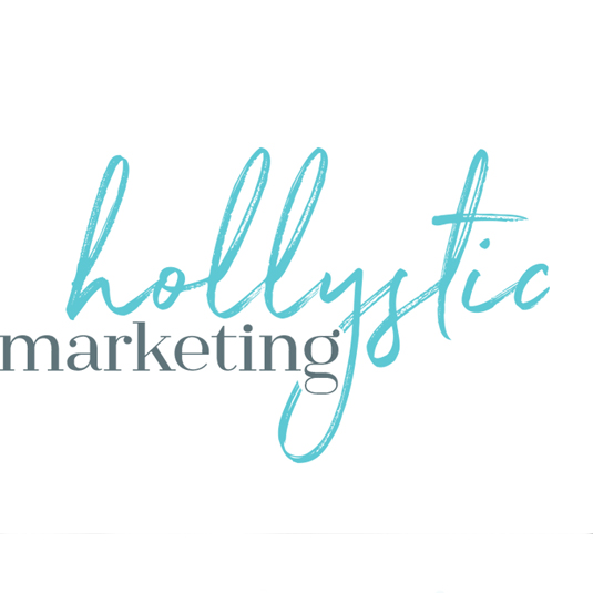 Hollystic Marketing Logo & Business Cards